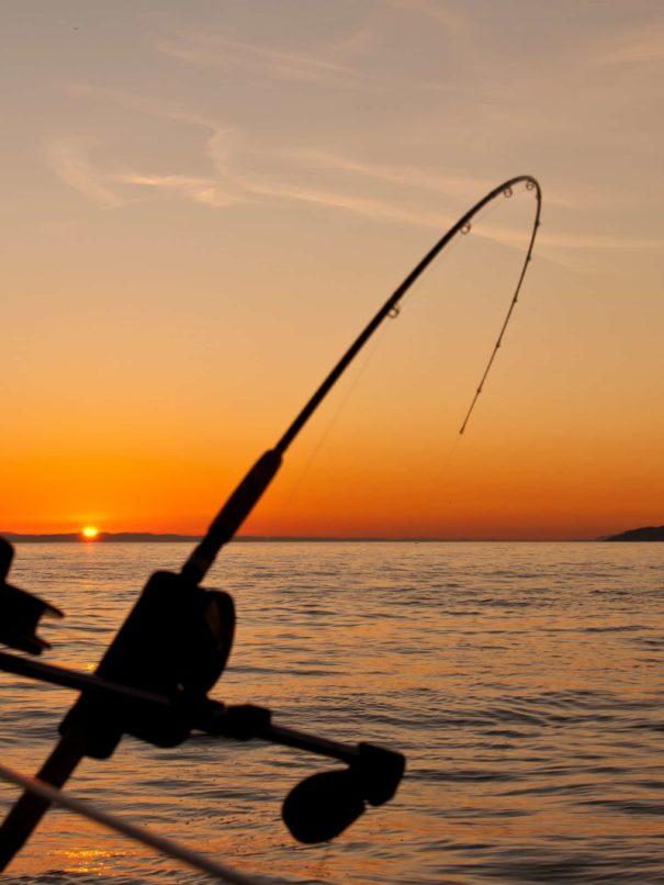 fishing-trip-sunset-rod-islands